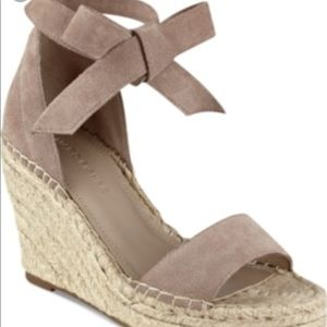 Marc Fisher Wedge Sandals Espadrilles